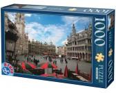 Puzzle Brüsszel