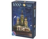 Puzzle Moskvai katedrális