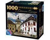 Puzzle Sighisoara, Románia