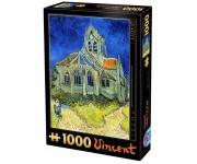 Puzzle Auversi templom