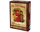 Puzzle Plakát - Chocolat Ph. Suchard