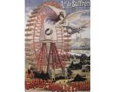 Puzzle Párizsi óriás kerék