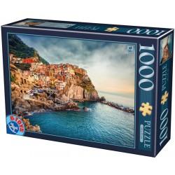 Puzzle Manarola, Olaszország