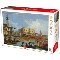 Puzzle Canaletto, Velence