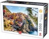 Puzzle Cinque Terre, Olaszország