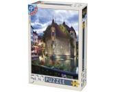 Puzzle Annecy, Franciaország
