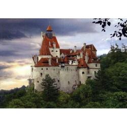 Puzzle Bran kastély, Románia