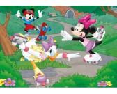 Puzzle Minnie sportol - GYEREK PUZZLE