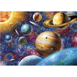 Puzzle Bolygók