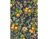 Puzzle Narancsvirágok