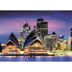 Puzzle Opera Sydney-ben - VILÁGÍTÓ PUZZLE
