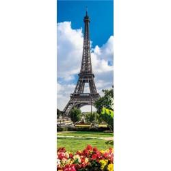 Puzzle Eiffel torony tavasszal - PANORÁMA PUZZLE