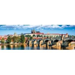 Puzzle Hradcany, Prága - PANORAMATIKUS PUZZLE