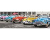 Puzzle Történelmi járművek - PANORAMATIKUS PUZZLE