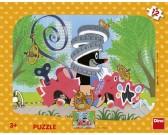 Puzzle Vakond javító - GYEREK PUZZLE