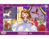 Puzzle Szófia Hercegnő I. - GYEREK PUZZLE