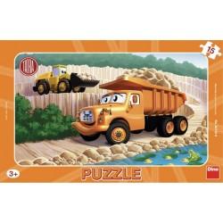 Puzzle Tatra - GYEREK PUZZLE