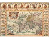 Puzzle Történelmi világ térkép