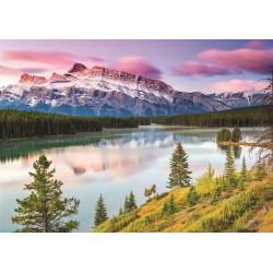 Puzzle Sziklás hegyek