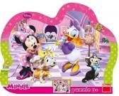 Puzzle Minnie egér és a kis állatkák - GYEREK PUZZLE