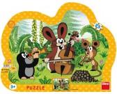 Puzzle Kisvakond a zenész - GYEREK PUZZLE