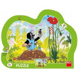 Puzzle Vakond és a nadrág - GYEREK PUZZLE