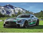 Puzzle Mercedes AMG GT - GYEREK PUZZLE