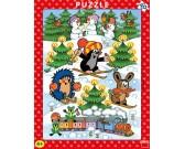 Puzzle Kisvakond a hóban - GYEREK PUZZLE
