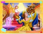 Puzzle Szépség és szörnyeteg - GYEREK PUZZLE