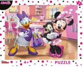 Puzzle Rózsaszin Minnie - GYEREK PUZZLE