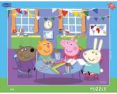 Puzzle Pepa kismalac - oviban - GYEREK PUZZLE