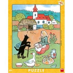 Puzzle Mikes kandúr - GYEREK PUZZLE