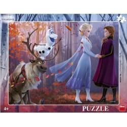 Puzzle Jégvarázs - GYEREK PUZZLE
