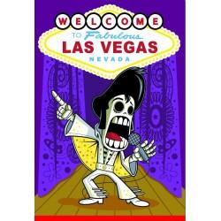 Puzzle Csontvázak - Las Vegas