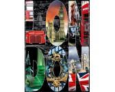 Puzzle London - Kollázs