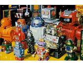 Puzzle Robotok