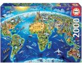 Puzzle Világörökség