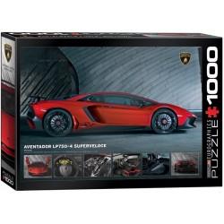 Puzzle Lamborgini Aventador 750