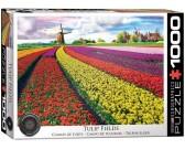 Puzzle Tulipán mező