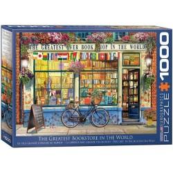 Puzzle A világ legjobb könyvesboltja