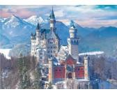 Puzzle Neuschwanstein télen