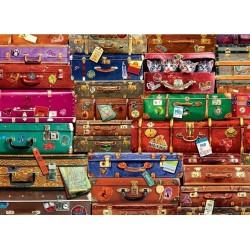 Puzzle Utazó bőröndök