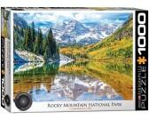 Puzzle Rocky Mountain Nemzeti Park