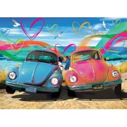 Puzzle Beatle love
