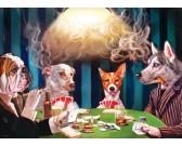 Puzzle Kártyázás