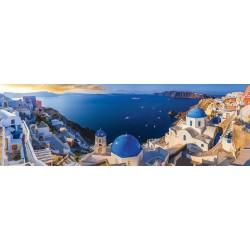 Puzzle Santorini - PANORAMATIKUS PUZZLE