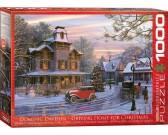 Puzzle Karácsonyi út hazafelé