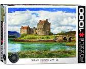 Puzzle Eilean Donan, Skócia