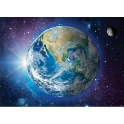 Puzzle A bolygónk