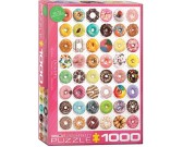 Puzzle Donuts